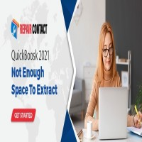 How To Easily Get QuickBooks 2021 Not Enough Space To Extract